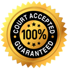 Court Accepted, 100% Guranteed Seal